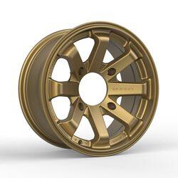 TIS Wheels UTV 559BZ - Satin Bronze Rim