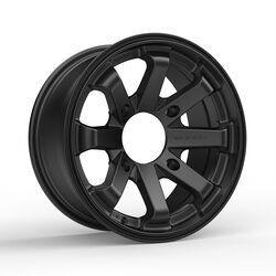 TIS Wheels UTV 559SB - Satin Black Rim