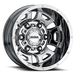 Ultra Wheels Ultra Wheels 003 Hunter Van Dually - Chrome
