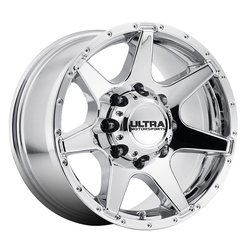 Ultra Wheels Ultra Wheels 205 Tempest - Chrome