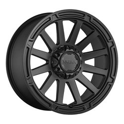 Ultra Wheels Ultra Wheels 218 Phantasm - Satin Black w/ Satin Clear Coat
