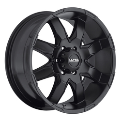 Ultra Wheels Ultra Wheels 225 Phantom - Satin Black & Satin Clear Coat