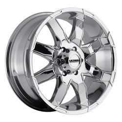 Ultra Wheels Ultra Wheels 225 Phantom - Chrome