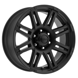 Ultra Wheels Ultra Wheels 226 Machine - Satin Black w/ Gloss Black Logo & Satin Clear Coat