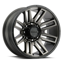 Ultra Wheels Ultra Wheels 236 Apocalypse - Dark Satin Bronze w/ Satin Black Lip