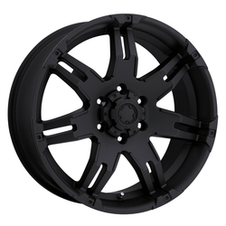 Ultra Wheels Ultra Wheels 238 Gauntlet - Matte Black