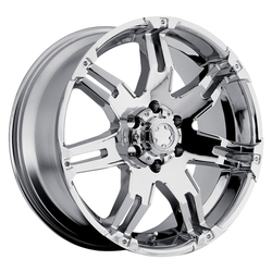 Ultra Wheels Ultra Wheels 237 Gauntlet - Chrome