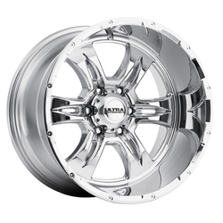 Ultra Wheels Ultra Wheels 249 Predator II - Chrome