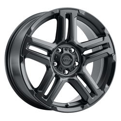 Ultra Wheels 258 Prowler CUV - Satin Black Rim