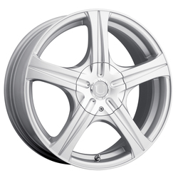 Ultra Wheels 403 Slalom - Silver Rim - 17x7