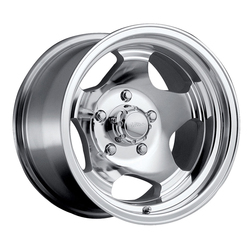 Ultra Wheels Ultra Wheels Type 050/051 - Machined/Clear Coat