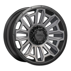 Ultra Wheels Ultra Wheels 110 Xtreme - Satin Graphite w/ Satin Black Lip
