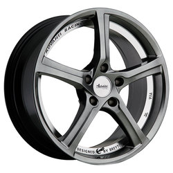 Advanti Wheels 15th Anniversary - Hyper Dark Undercut Rim