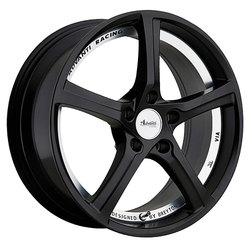 Advanti Wheels 15th Anniversary - Matte Black Undercut Rim