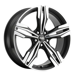 Advanti Wheels Accetta - Matte Black Machined Face Rim