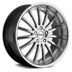Advanti Wheels Afoso - Titanium Mirror Rim