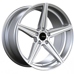 Advanti Wheels Cammino - Silver Machine Face - 20x11