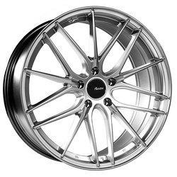 Advanti Wheels Catalan - Hyper Silver Rim