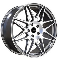 Advanti Wheels Classe - Matte Grey Machine Face Rim