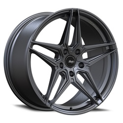 Advanti Wheels Decado - Dark Metallic Anthracite Rim