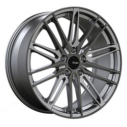 Advanti Wheels Diviso - Matte Gunmetal Gloss Black Face Rim