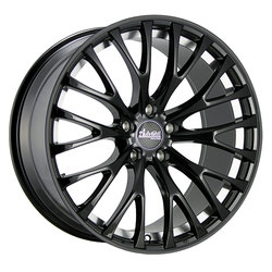 Advanti Wheels Fastoso - Matte Black / Machine Undercut Rim