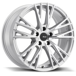 Advanti Wheels Forchette - Silver Machine Face Rim