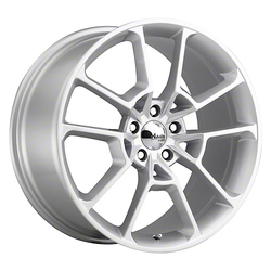 Advanti Wheels Fury - Silver Rim