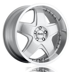 Advanti Wheels Advanti Wheels Martelo - Flash Silver / Mirror Polish Lip