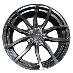 Advanti Wheels Rasato - Gloss Black Rim