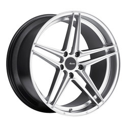 Advanti Wheels Rein - Hyper Silver Rim