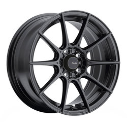Advanti Wheels Storm S1 - Matte Black Rim