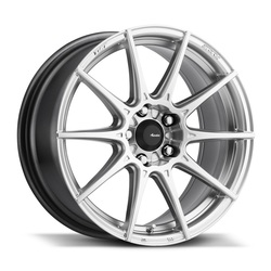 Advanti Wheels Storm S1 - Hyper Silver Rim