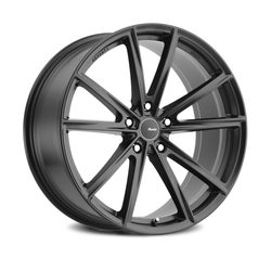 Advanti Wheels Torcere - Matte Black Rim