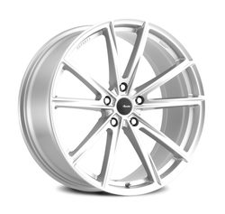 Advanti Wheels Torcere - Flash Silver Rim