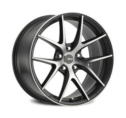 Advanti Wheels Vigoroso - Matte Black Rim