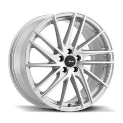 Advanti Wheels Turbina - Silver Machine Face Rim