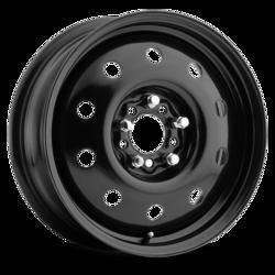 Allied Wheel 70 Winter - Black Rim - 16x6