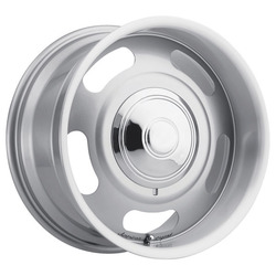 American Legend Wheels Cruiser - Silver Pain Rim - 18x7
