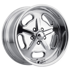 American Legend Wheels Racer - Polished Rim - 18x7