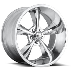 American Legend Wheels Streeter - Polished Rim - 18x7