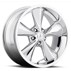 Boyd Coddington Wheels Junkyard Dog - Chrome Rim - 18x7
