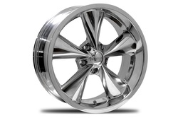 Boyd Coddington Wheels Junkyard Dog - High Polish Rim - 18x7