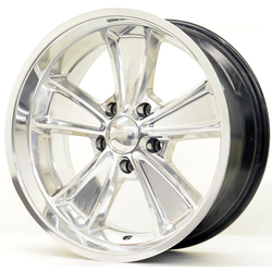 Boyd Coddington Wheels Speedster - High Polish Rim - 18x7