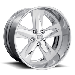 Boyd Coddington Wheels Espada - Polished Rim - 24x15
