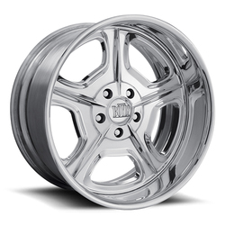 Boyd Coddington Wheels Bonneville - Polished Rim - 24x15