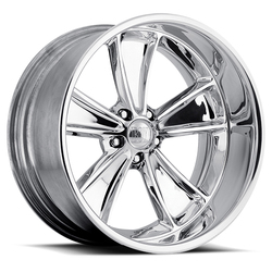 Boyd Coddington Wheels Boydster - Polished - 24x9