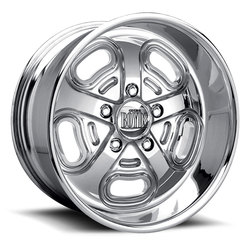 Boyd Coddington Wheels Classic 2 - Polished Rim - 17x10