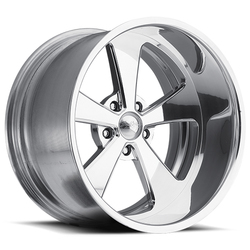 Boyd Coddington Wheels Dictator - Polished Rim - 17x10