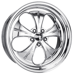 Boyd Coddington Wheels Evolution - Polished Rim - 17x10